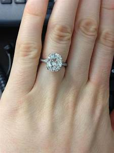 Help where can i sell my 375 carat custom moissanite for Can an engagement ring be a wedding ring