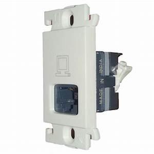 Buy Legrand Mylinc 675545 Rj45 Socket At Best Price In India