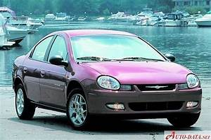 Chrysler Neon Technical specifications Fuel economy