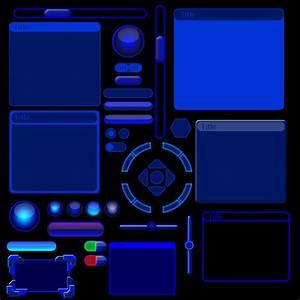New, Blue, Gui