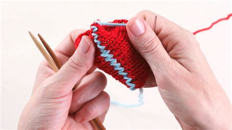knitting  kitchener stitch   graft invisible seams