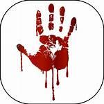 Horror Halloween Ar Hand Coming Dystopia Icon