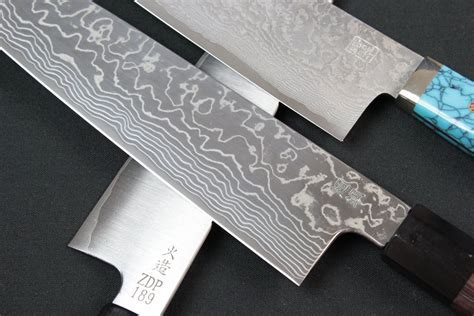 Powdered High Speed Tool Steel Knives   JapaneseChefsKnife