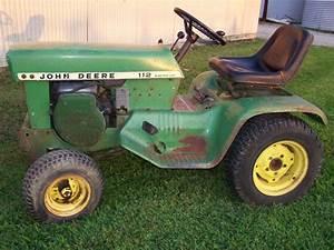 For Sale 1974 John Deere 112 Electric Lift   275 Obo