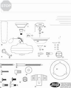 Hunter Fan Fan 27576 User Guide