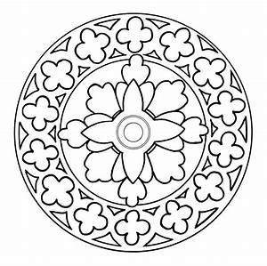 Pin Mandalas Para Colorear on Pinterest