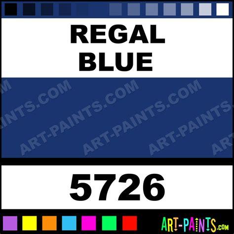 regal blue spray enamel paints 5726 regal blue paint