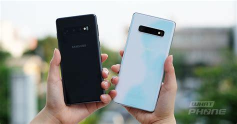 รีวิว Samsung Galaxy S10+ และ Galaxy S10 สมาร์ทโฟนเรือธง