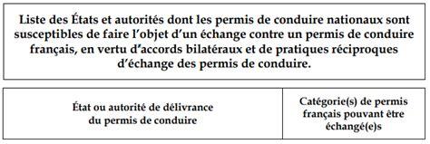 echange de permis de conduire comment obtenir un permis de conduire 224 l 233 tranger chapka assurances