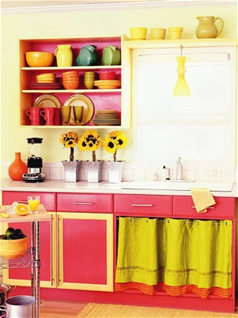 bright kitchen ideas 57 bright and colorful kitchen design ideas digsdigs