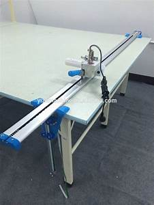 Automatic Round Knife Cloth End Cutter Fabric Cutting