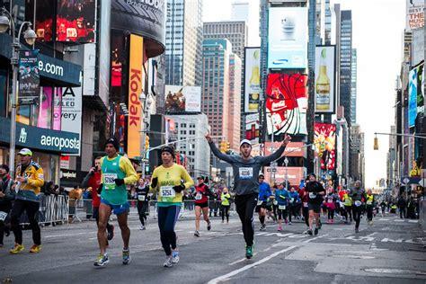 une nouveau sponsor titre pour le marathon de  york des
