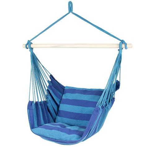Hanging Hammock by Hammock Hanging Rope Chair Porch Swing Seat Patio Cing