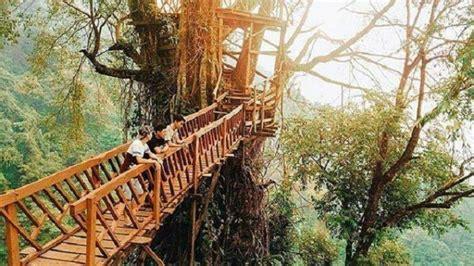 tempat wisata alam  sekitar bogor cocok dikunjungi