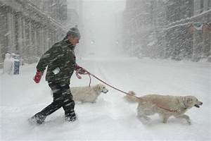 Weekend Storm Is Second On List Of Five Snowiest Blizzards