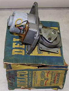 Nos Impala Parts    Engine Compartment    Wiper Motor