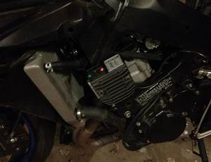 Burning Electrical Smell  07 Gsxr600  9k Miles