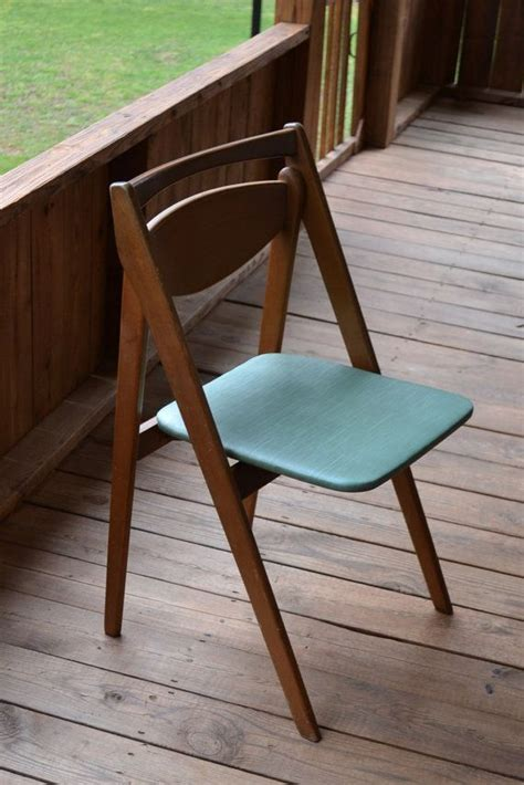 Stakmore Folding Chair Vintage by Mid Century Modern Vintage Stakmore Wood Folding Chair