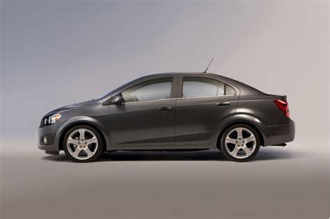 2012 Chevrolet Sonic Quick Drive