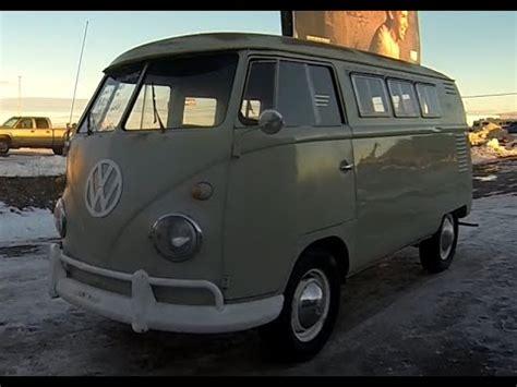 volkswagen minivan 1960 1960 volkswagen cer van for sale window bus vw