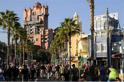 Hollywood Disney Studios United States Global Geography