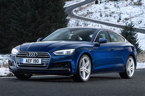 New Audi A5 Sportback Diesel Ultra 2017 Review Pictures