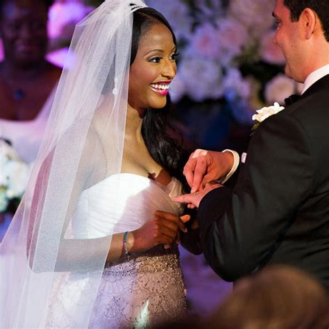 cnns isha sesay georgian wedding journalist husband