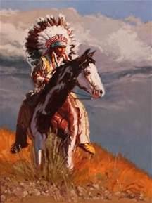 Horses American Indian Horse