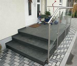 Treppengeländer Mit Glas : treppengel nder holz edelstahl aussen ~ Markanthonyermac.com Haus und Dekorationen