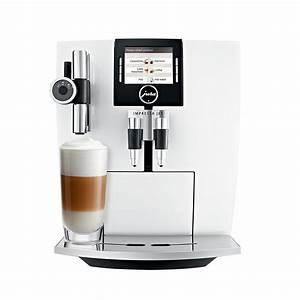 Jura Impressa J85 : jura impressa j85 one touch tft kaffeevollautomat im test auf ~ Frokenaadalensverden.com Haus und Dekorationen