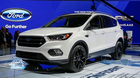 2019 Ford Escape Hybrid by 2019 Ford Escape Hybrid Redesign Release Date Titanium