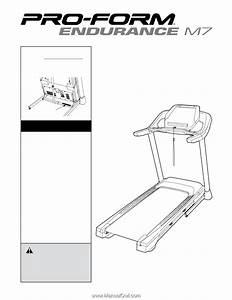 Proform Endurance M7 Treadmill