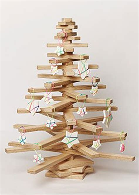 c 243 mo hacer un 225 rbol de navidad con madera ecohouses