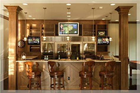 Stunning Home Bar Areas - Decoholic