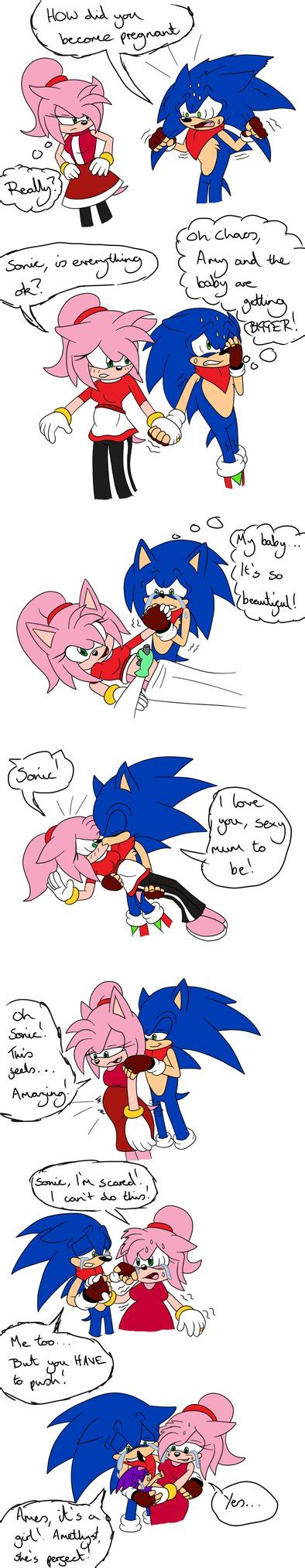 sonamy pregnancy sneak peak by sonikkufan94 on deviantart