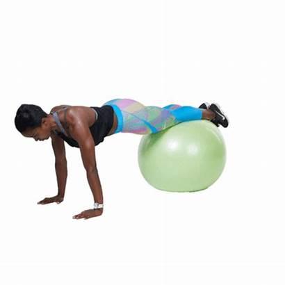 Ball Stability Shape Exercise Exercises Rock Workout