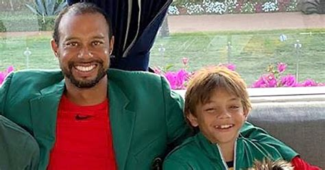 All In The Family, As Tiger Woods' Son Charlie Wins Again ...