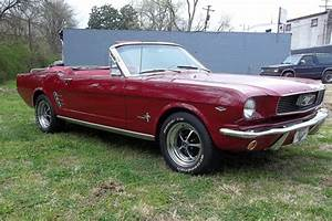 1966 FORD MUSTANG CONVERTIBLE - 125664