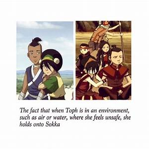 Tokka is real! ️ Toph and Sokka Avatar