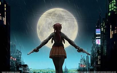 Lagoon Revy Anime Moon Desktop Wallpapers Eyes