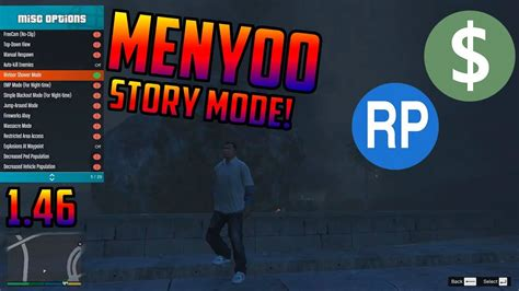 Mod menus in gta 5 are a great way to customise tons of options to enhance gameplay. Meyoo Xbox One : Gta V Menyoo Mod Menu Only For Story Mode Easy 2019 Youtube - 4k ultra hd video ...