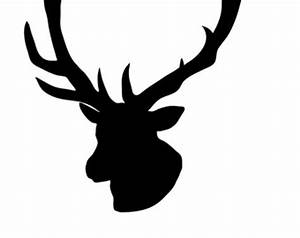 Items similar to Elk Silhouette, Hunting Wall Decor ...