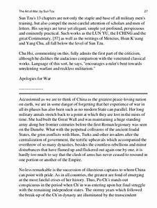 The art of_war... Lun Yu Quotes