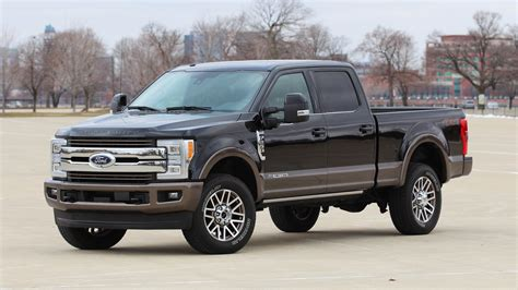 2017 Ford F 250 Reviews 2017 ford f 250 duty review rockin the ranch not