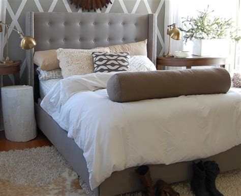 White Accent Pillows For Bed by Decorative Throw Pillows