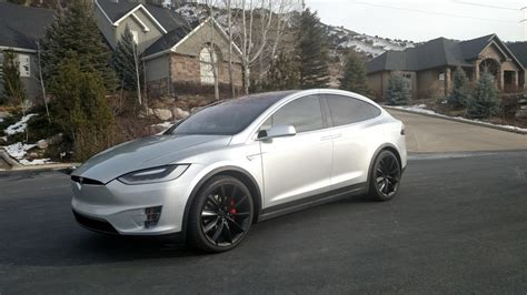 silver tesla model   sale  cars  buysellsearch