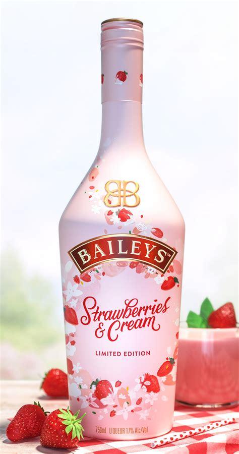baileys strawberries cream  vault creative works