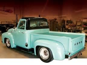 1955 Ford F100 Truck