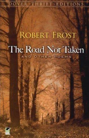 road     poems  robert frost