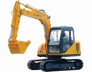Máquina excavadora,Equipamiento de construcción
